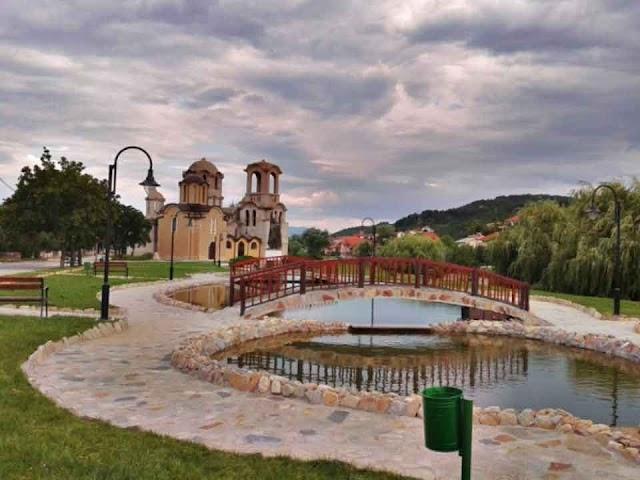 Einkaufstourismus in Mazedonien: Was Gevgelija für die Griechen ist - ist Delčevo für die Bulgaren