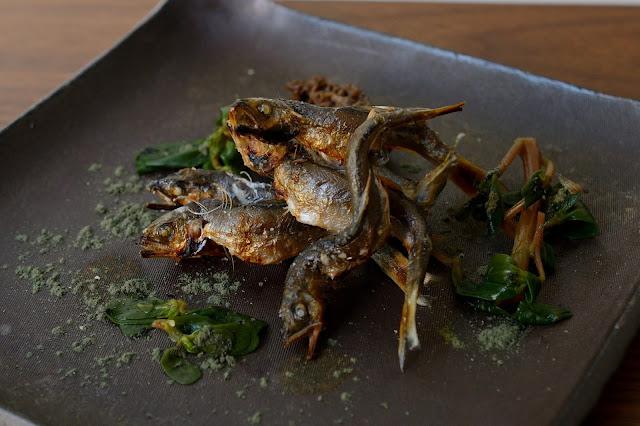 Image of ayu fish by Naoko Takagi