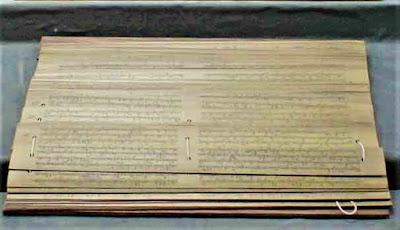 Kitab Negarakertagama peninggalan majapahit