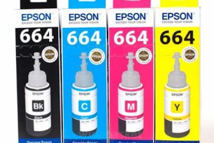 Ini Dia Daftar Harga Tinta Epson T664 dan Kelebihannya Referensi untuk Anda