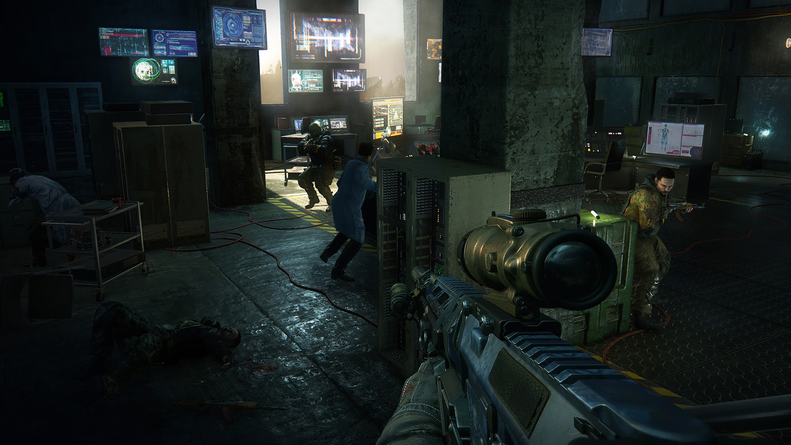 Sniper Ghost Warrior 3 ESPAÑOL PC (CPY) + Update v1.08 (PLAZA) + REPACK 10 DVD5 (JPW) 3