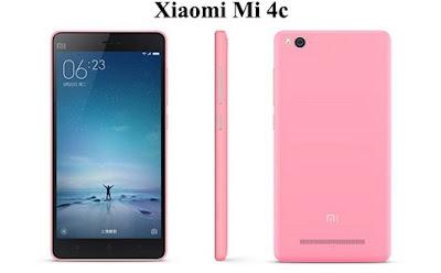 Harga Xiaomi Mi 4c baru, Harga Xiaomi Mi 4c bekas, Spesifikasi Xiaomi Mi 4c