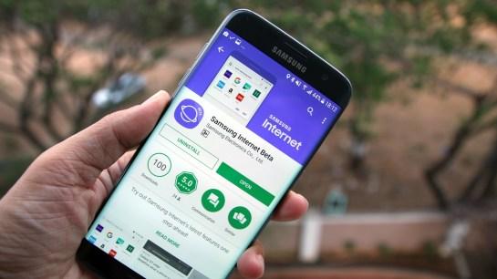 Browser Internet Samsung Tidak Lagi Khusus Perangkat Samsung, Coba Sekarang !!