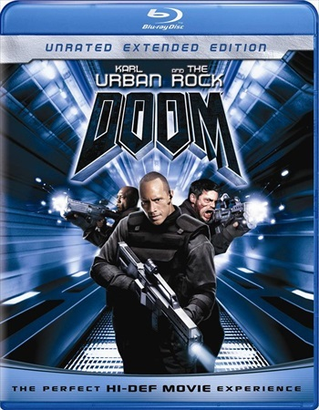 Doom 2005 UNRATED Dual Audio Hindi Bluray Download