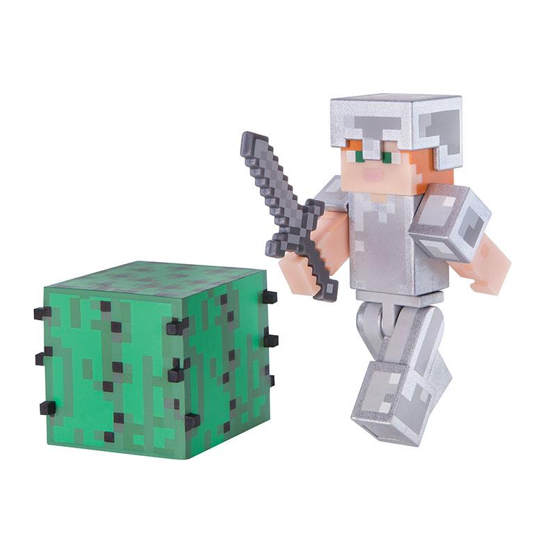 Minecraft Series 3 Overworld Minecraft Merch