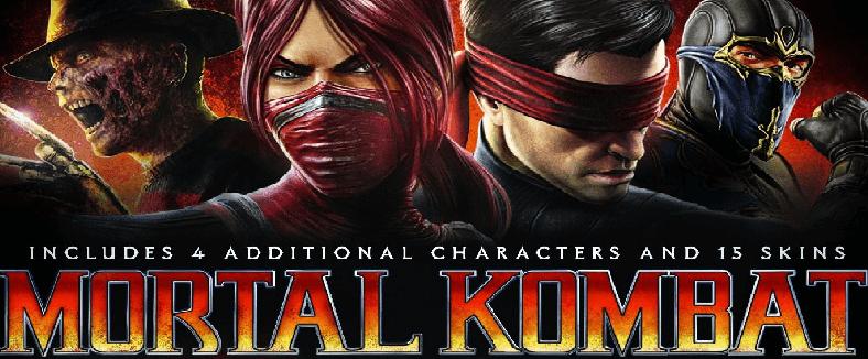 تحميل لعبة مورتال كومبات 5 Mortal Kombat للكمبيوتر برابط واحد مجانا