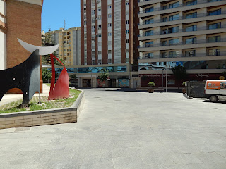 Central, well communicated, bullring, commercial center muelle Uno, malagueta, malaga, beach, restaurants, hotels, concerts, singers, festivals, Pompidou museum