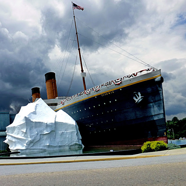 The Titanic Museum at Pigeon Forge