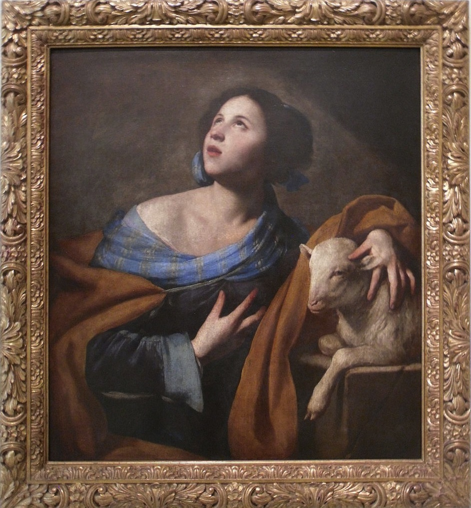 Romancing The Past: The Patron Saint Of Virgins
