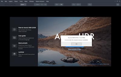 Screenshot Aurora HDR 2018 1.1.3.1468 (x64) Full Version