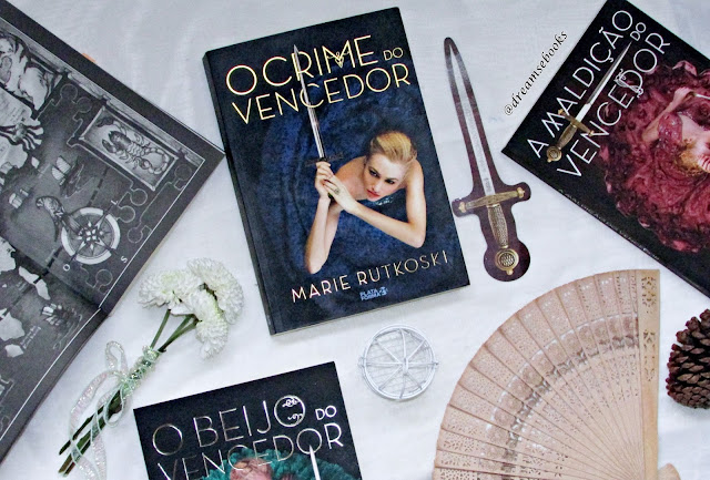 RESENHA - O Crime do Vencedor