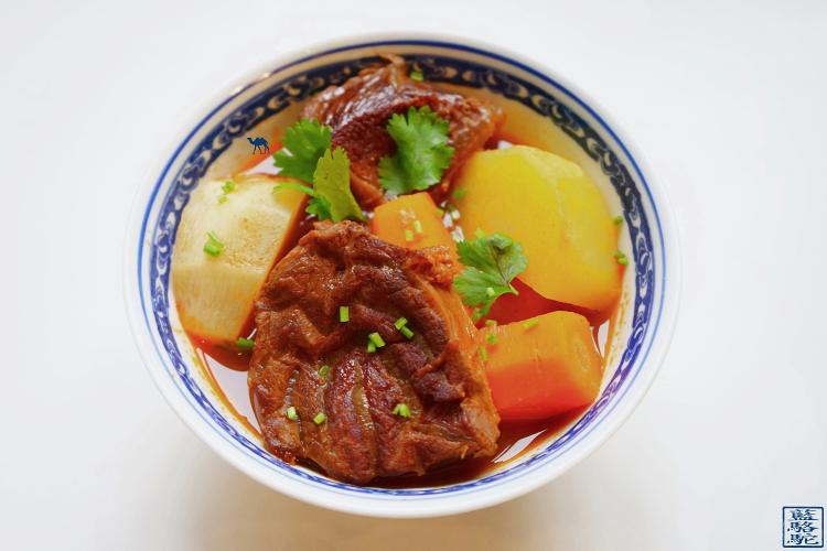 Le Chameau Bleu - Blog Cuisine et Voyage  - Recette de ragout de Boeuf à la vietnamienne - Recette asiatique