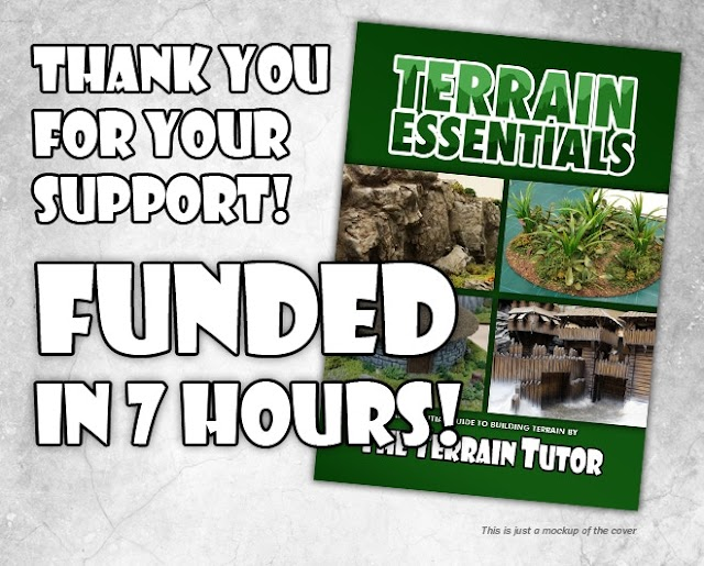 Terrain Essentials: An Essential Guide to Building Tabletop Terrain