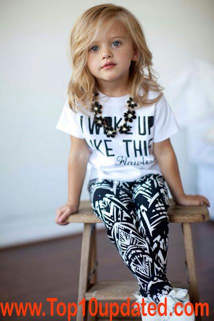 Top Ten Children Boy Girls Latest Fashion Styles Ideas
