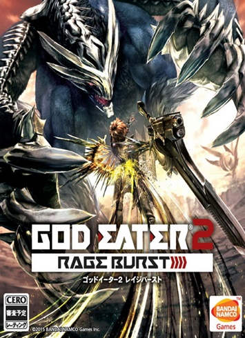 God Eater 2 Rage Burst PC Full Español