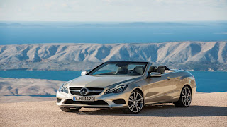 Dream Fantasy Cars-Mercedes Benz E-Class Convertible 2013