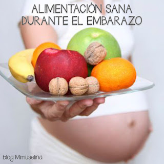blog mimuselina mitos y alimentos prohibidos embarazo, alimentación sana embarazada