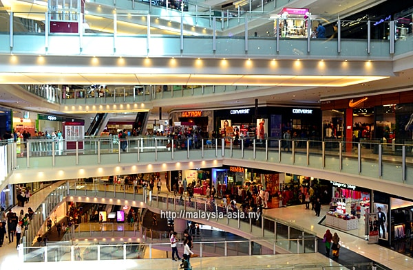 KL Sentral Shopping Mall
