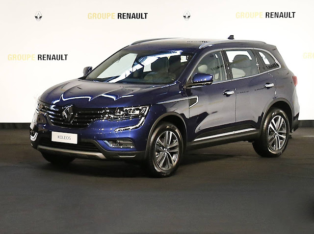 Renault Koleos Brasil