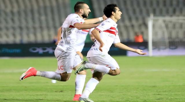 نجم الزمالك يرفض نهائيًا فكرة الرحيل عن صفوف الفريق خلال الانتقالات الصيفية القادمة