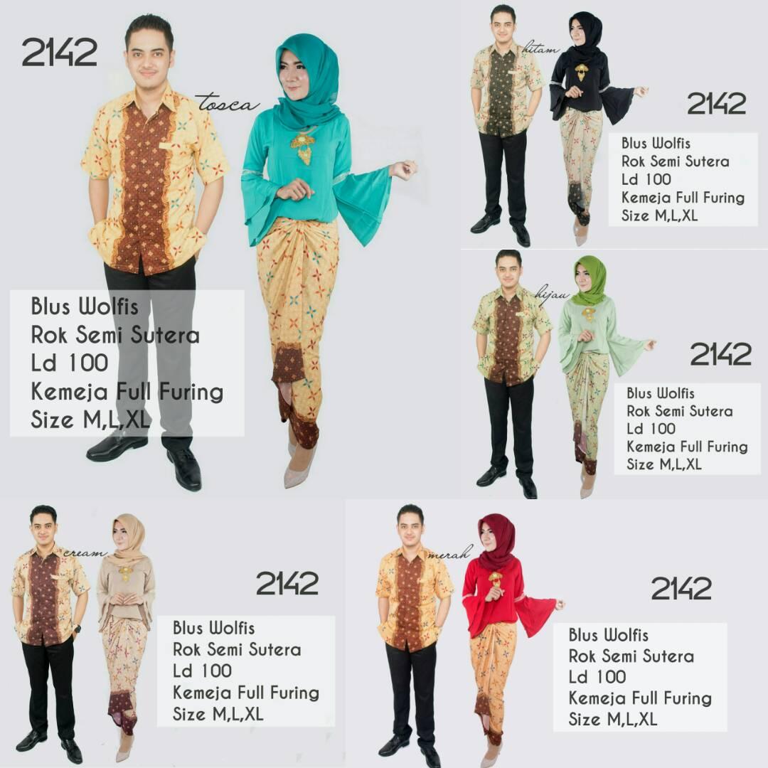 5200 Model Baju Batik Lengan Lonceng HD Terbaru