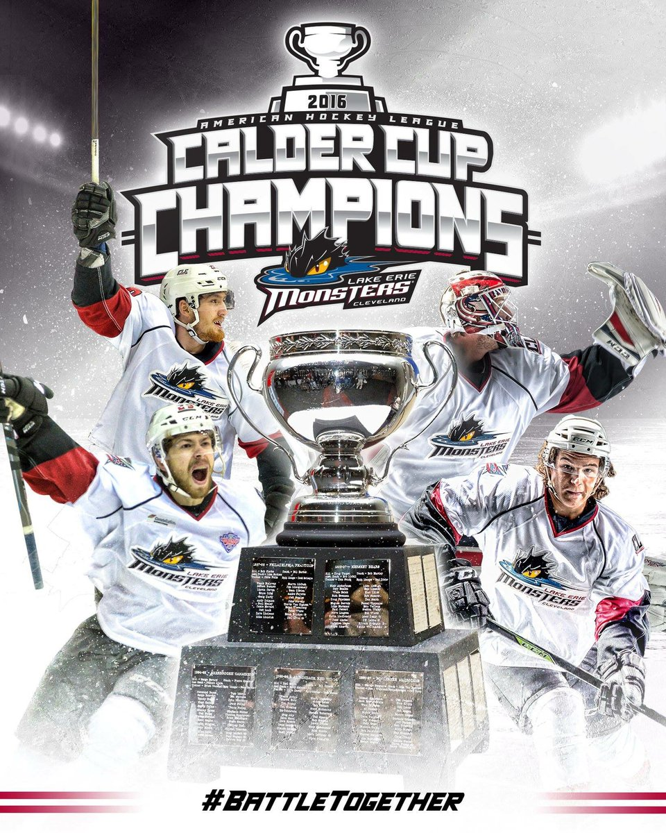 Putting on the Foil: 2016 AHL Calder Cup Champions