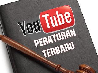 syarat terbaru agar youtube bisa di memonetisasi