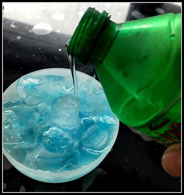 faire geler eau instantanément