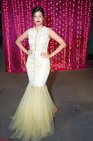 Hamsa Nandini in stunning Sleeveless Designer Gown at Zee Telugu Apsara Awards 2017 11.JPG