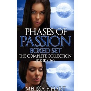 melissa f. hart, phasses of passion, paranormal romance werewolf