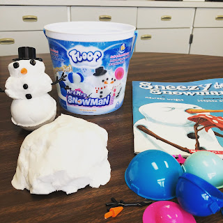 Using snowmen in speech therapy is a great way to engage students in the winter months!