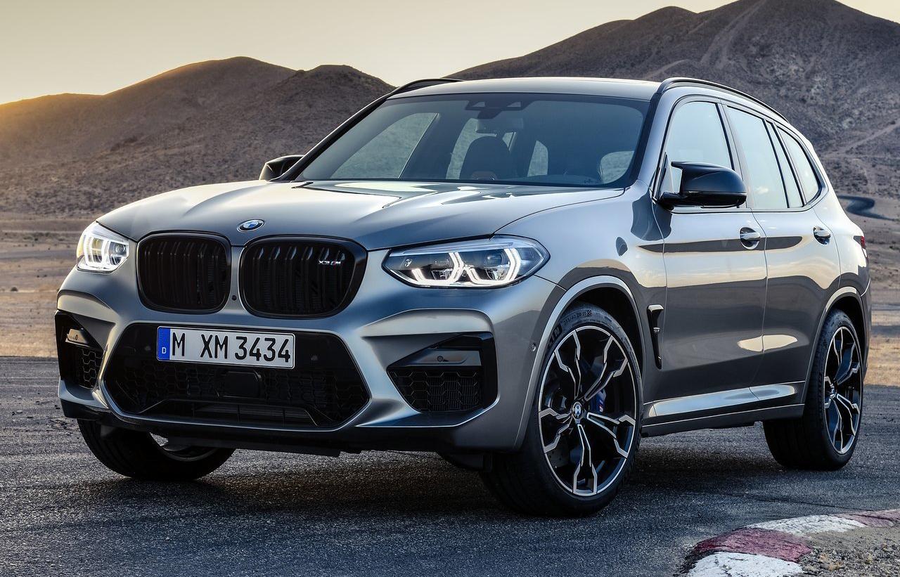 BMW X3 M ve BMW X4 M resmen tanıtıldı!