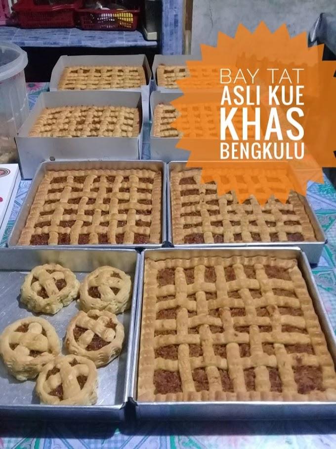 KUE TAT (JUADA TAT) POTENSI MILD FOOD BENGKULU