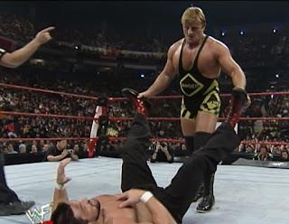 WWE / WWF Rock Bottom 98 - In Your House 26 - Owen Hart battles Steve Blackman