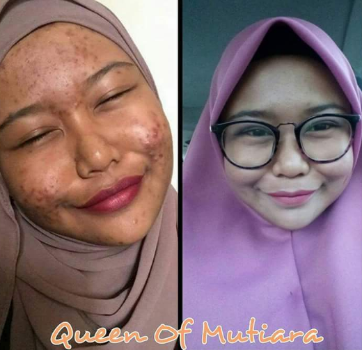 kesan qm queen of mutiara