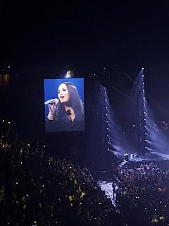 Demi Lovato in manchester 2018