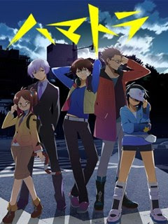 Baixar Hamatora: The Animation Completo no MEGA