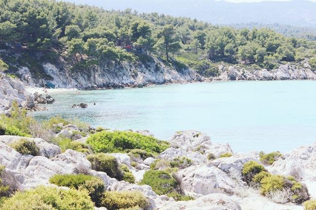 Halkidiki fotografije,Sitonija,priroda i more