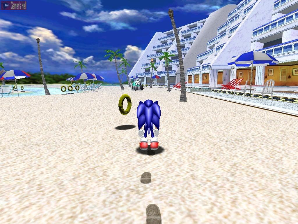 Sonic adventure dx director s cut download pc game full - Dx images download ...