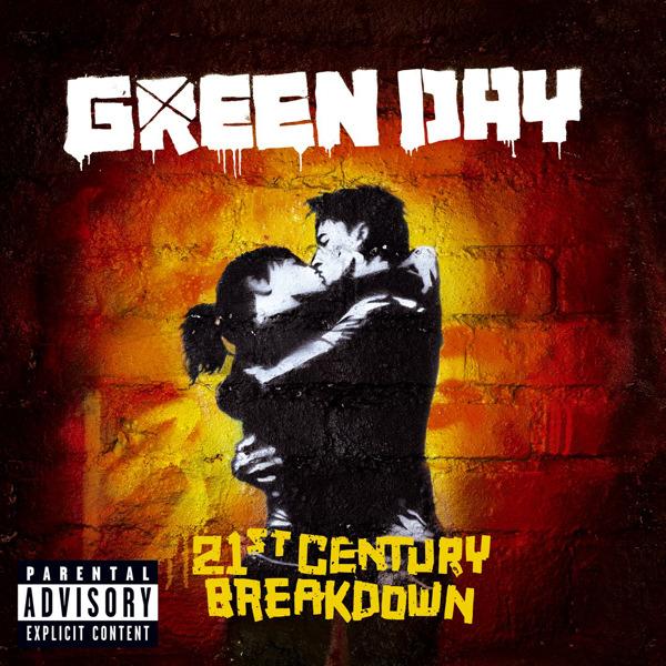Green Day - 21st Century Breakdown (Deluxe Version) Cover