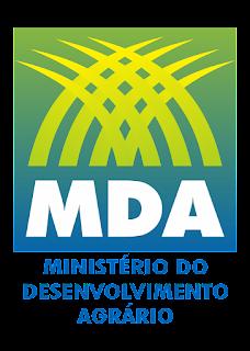 MDA - Ministério de Desenvolvimento Agrário Logo Vector