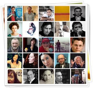 escritores, perfil, twitter, fotos
