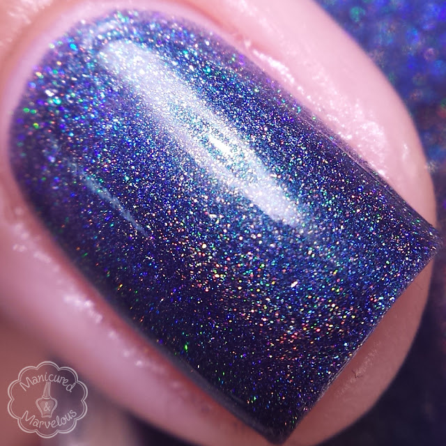 Lollipop Posse Lacquer - Backwards and Inside Out