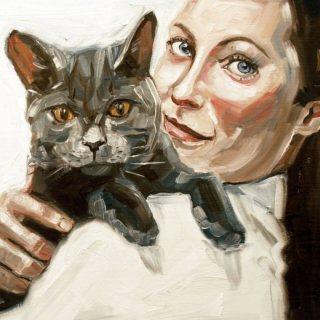 Австрийский художник. Irene Mischak
