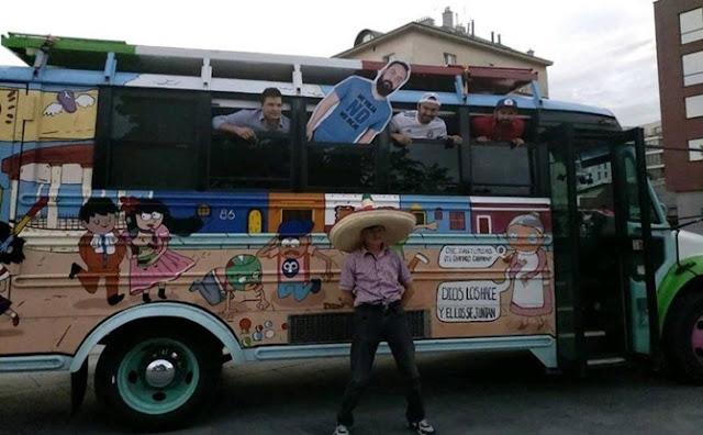Viajes, vacaciones, mexicanos