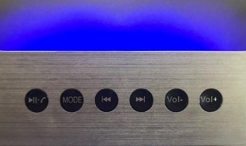 Tylex DY25 Mini HiFi Bluetooth Speaker - Top