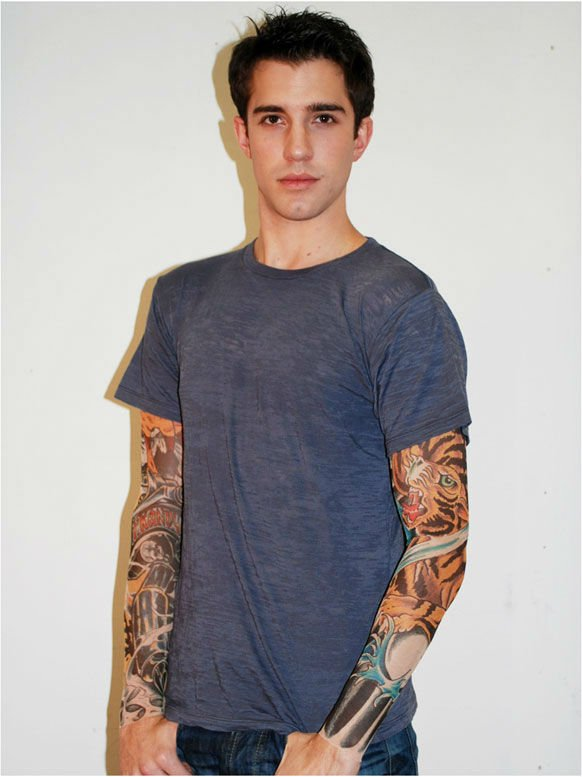 Chest To 1 4 Sleeve Koi Fish And Lotus Tattoo: All Tattoos Here: Tattoos For Men Sleeves