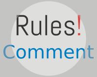 cara membuat peraturan di blog