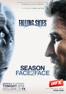 مشاهدة  مسلسل Falling Skies S02 الموسم الثاني مترجم كاملاً أون لاين