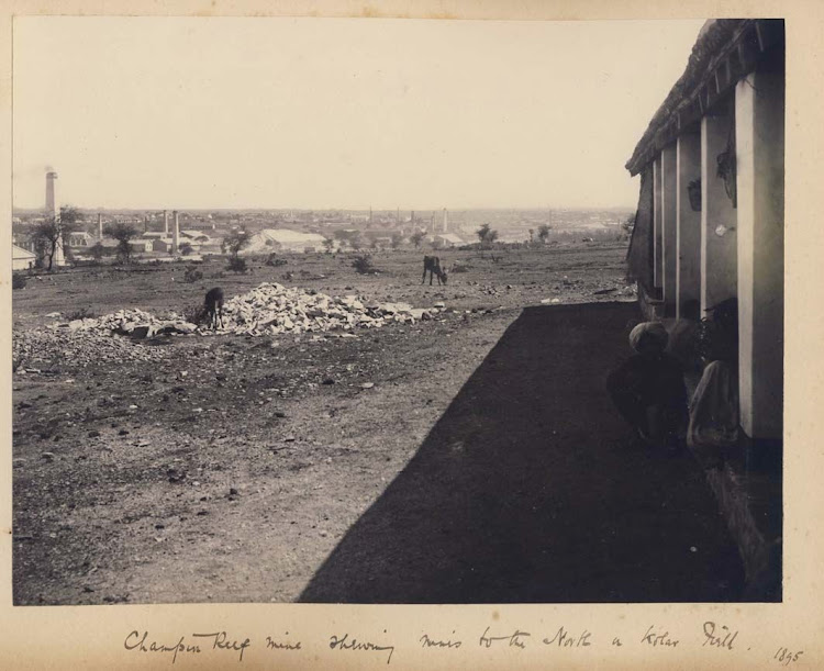 Various Vintage Photographs of Mysore Gold Mines - c1890's